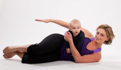 Rückbildungsgymnastik-kurs